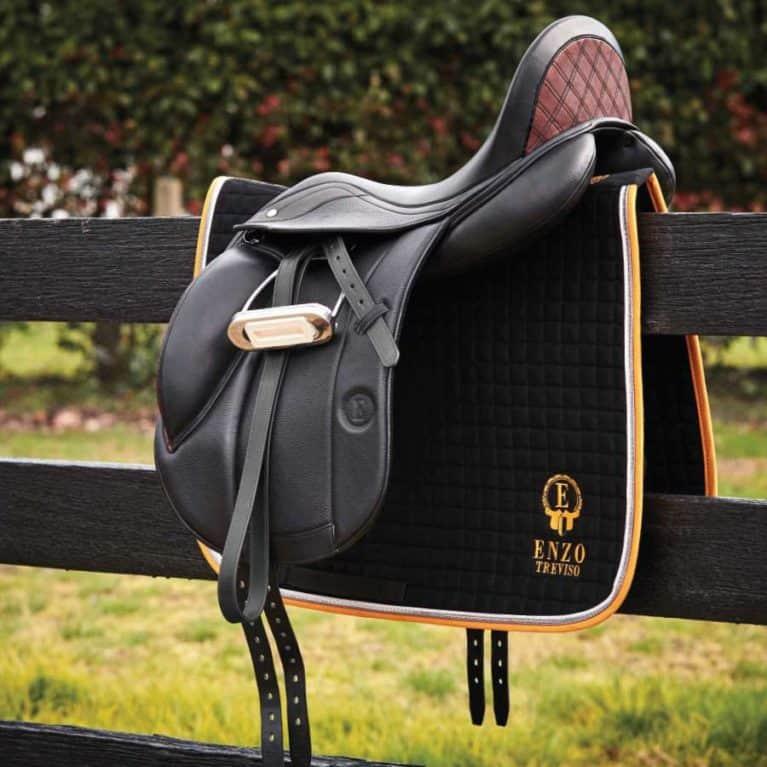 Enzo Treviso Lucia Mono dressage saddle