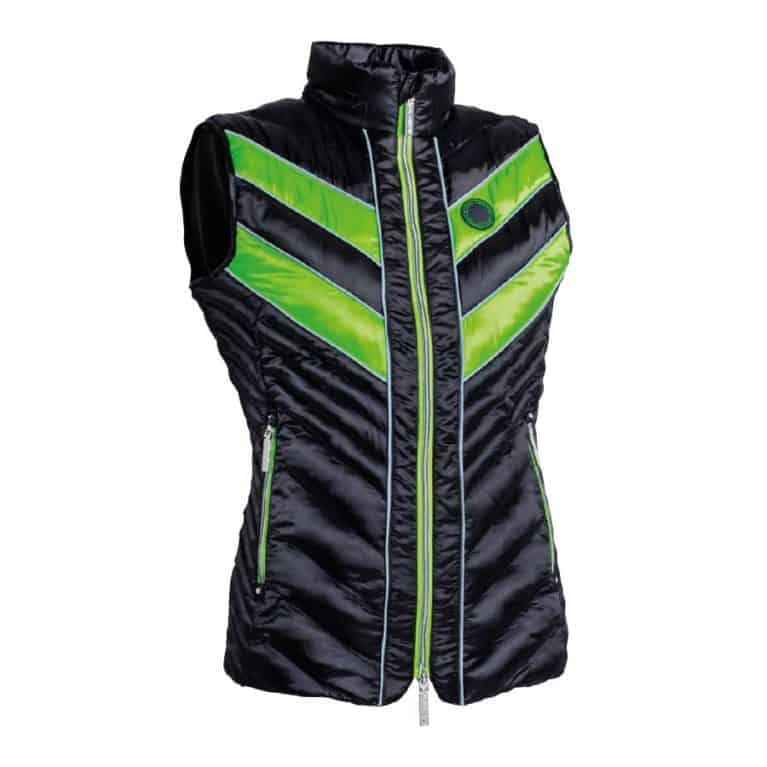 Equisafety Carl Hester Collection Azar quilted gilet