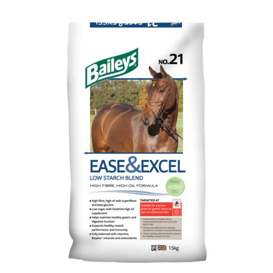 Baileys Ease & Excel
