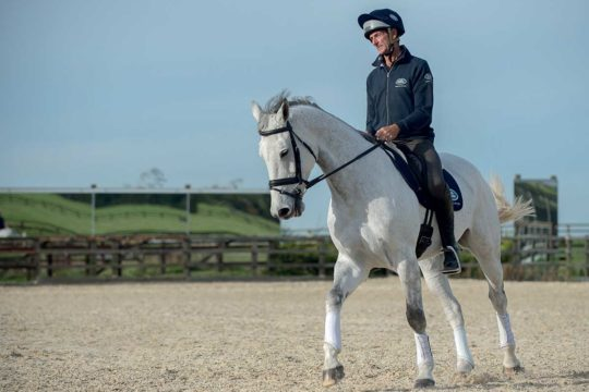 Improve your flatwork with Mark Todd