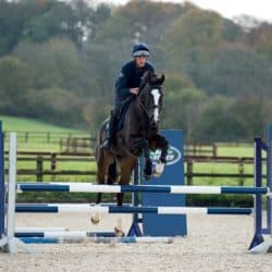 Improve your showjumping with Mark Todd