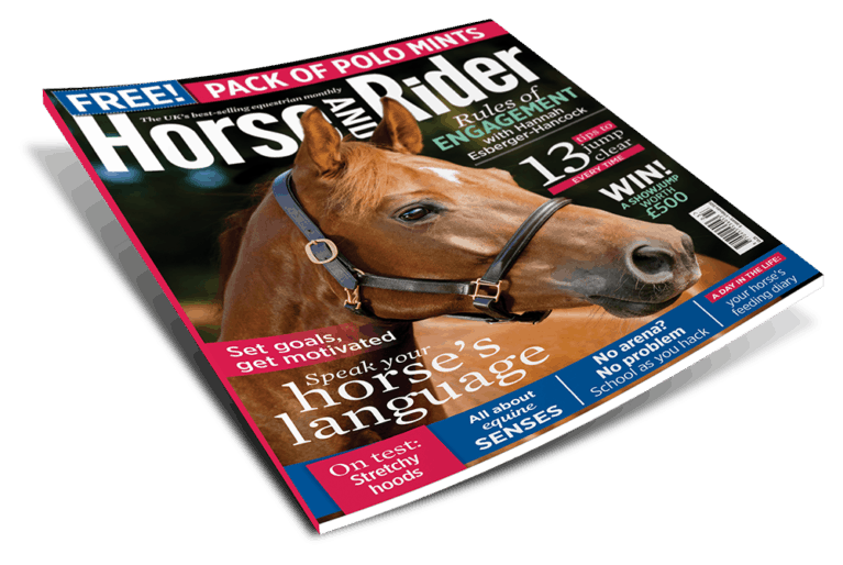 Horse&Rider Magazine, March issue