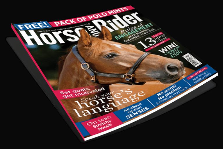 Horse&Rider Magazine, March issue