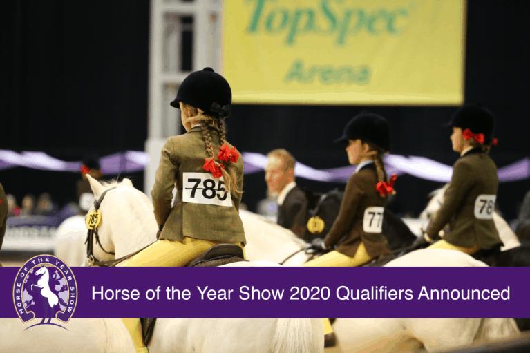 HOYS 2020 qualifier dates