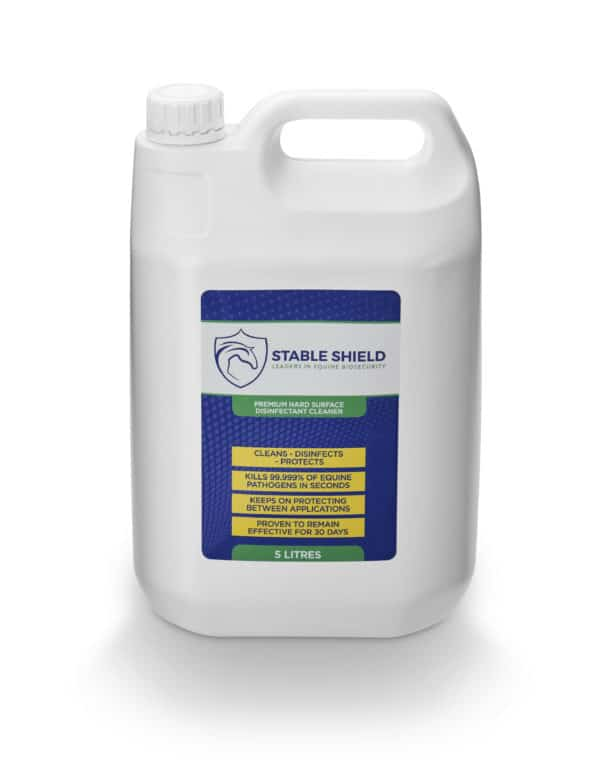 Stable Shield disinfectant biosecurity