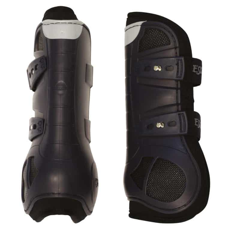 Shires ARMA Carbon Horse Lower Leg Protection Brushing BootsCompetition
