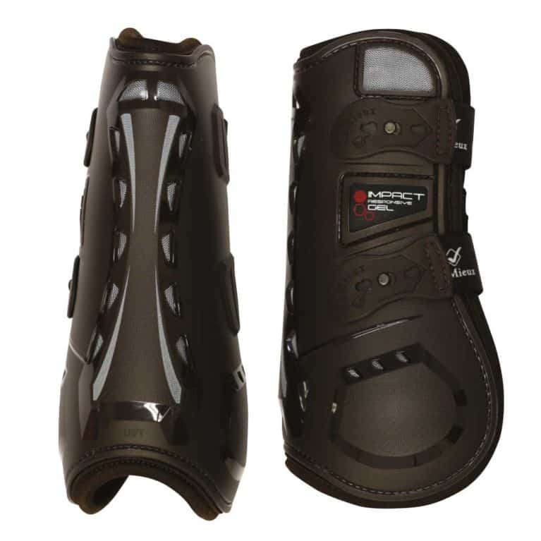 Le Mieux Impact Response Gel tendon boots