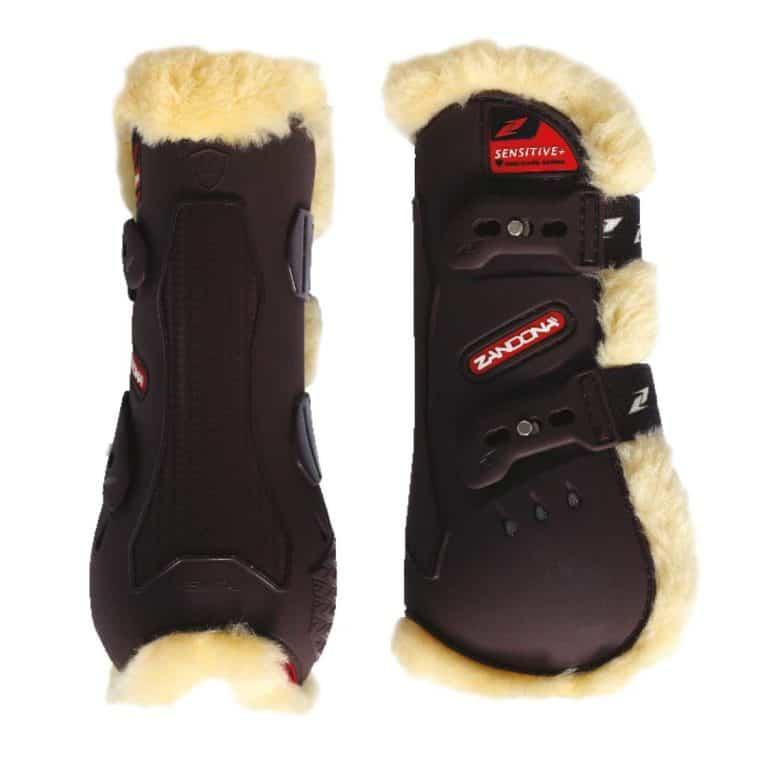 Zandona Carbon Air Sensitive+ tendon boots