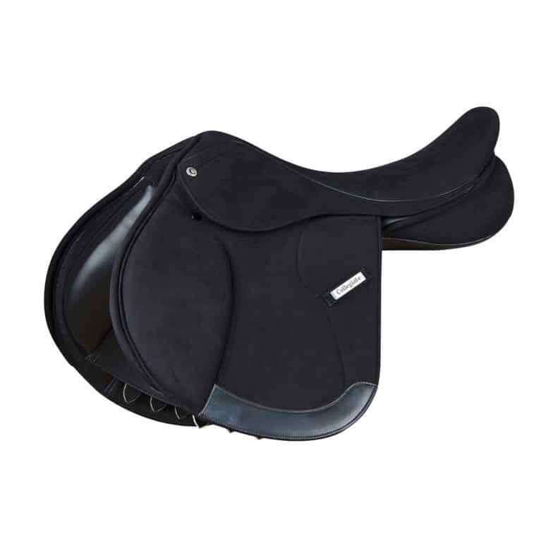Collegiate Warwick close-contact jump saddle