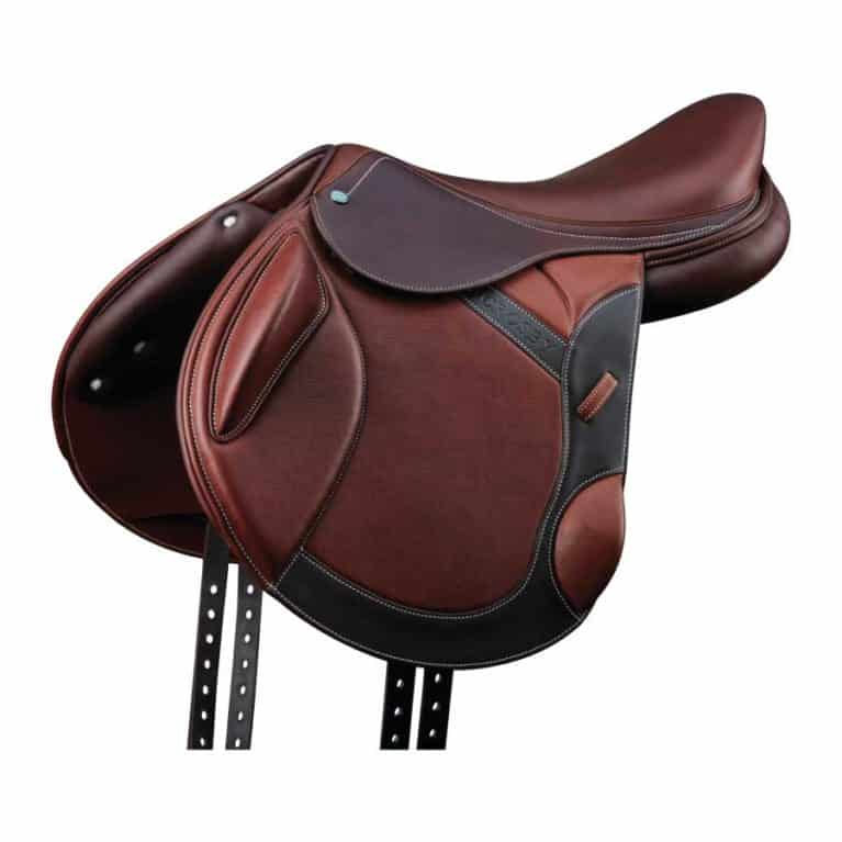 Crosby monoflap saddle