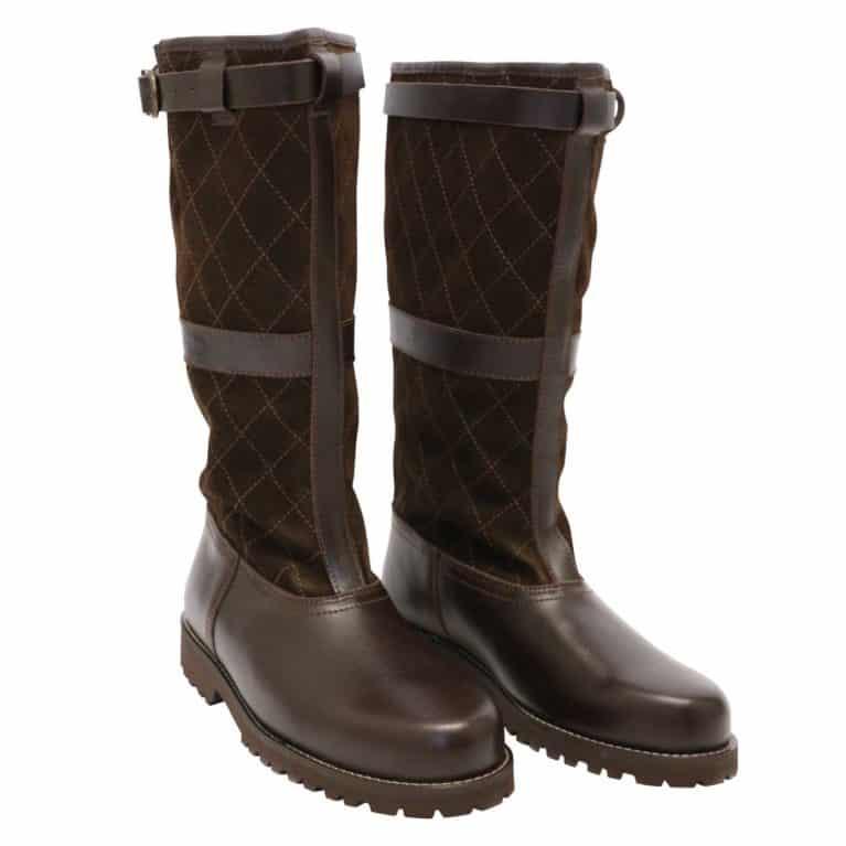 Grubs Duxbury country boots