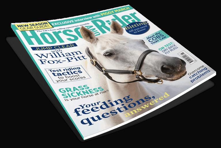 Horse&Rider Magazine May 2020