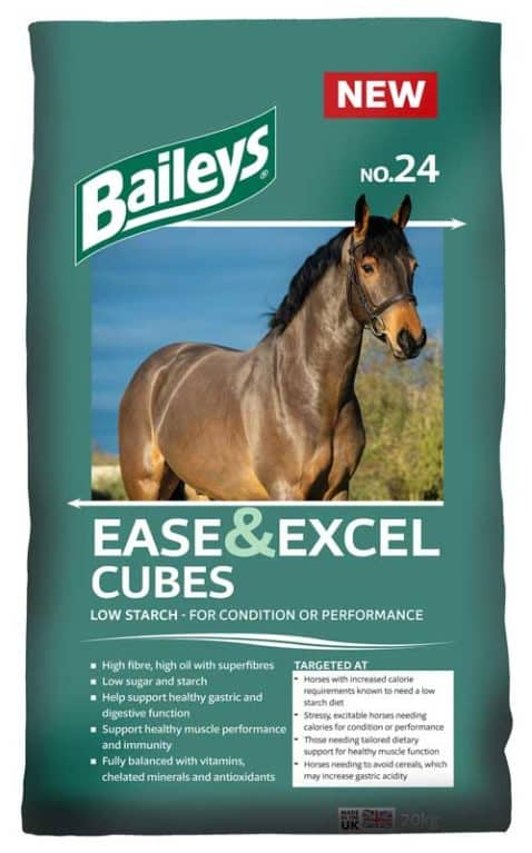 Baileys Ease & Excel Cubes