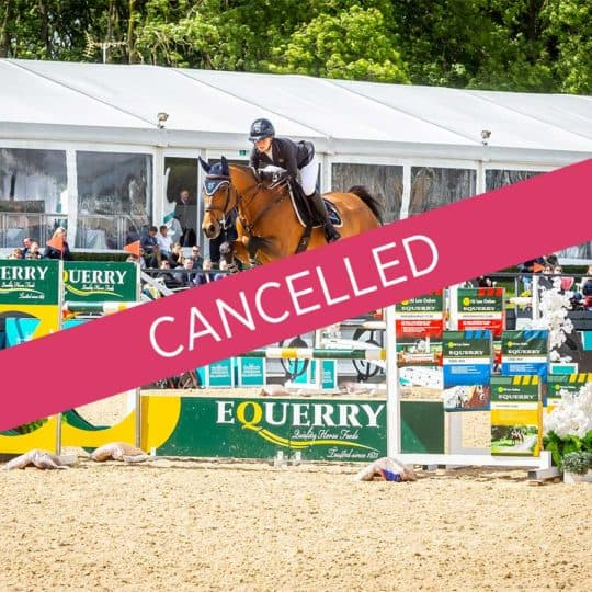 Bolesworth cancelled