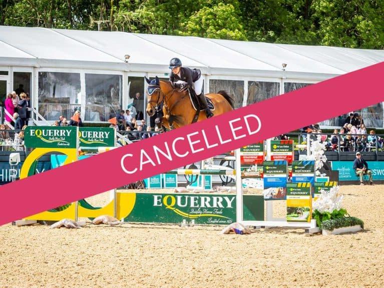 Bolesworth cancelled