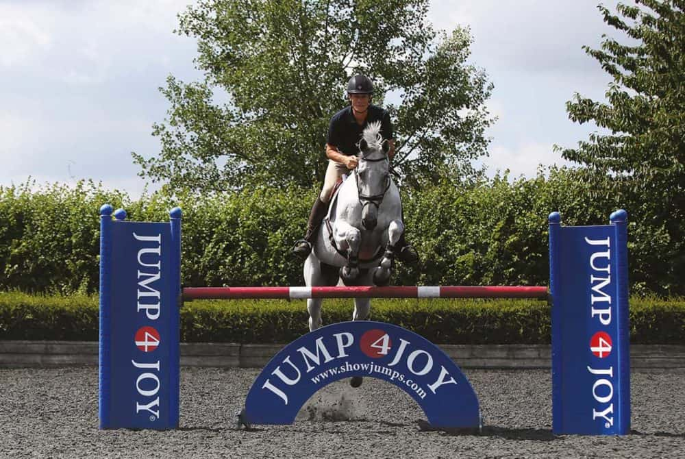 William Fox-Pitt Jumping