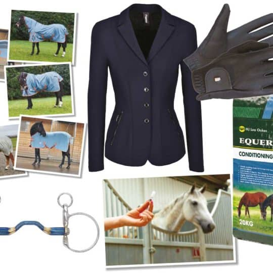 Horse&Rider June 20 prize giveaway