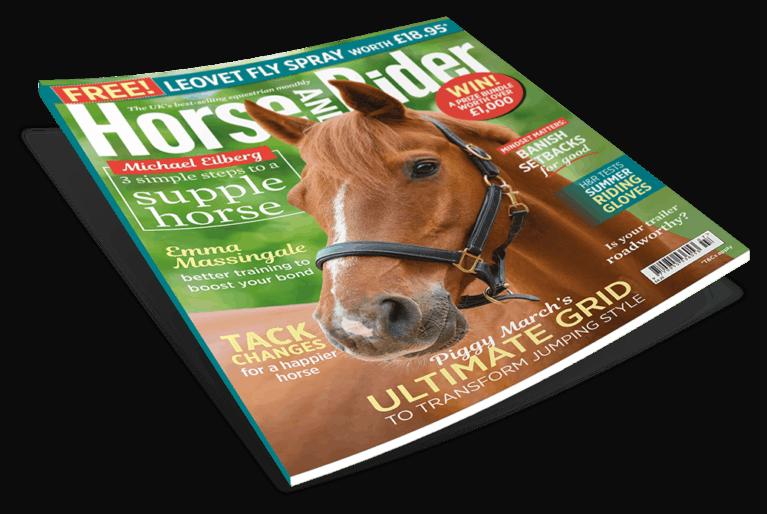 July 2020 Horse&Rider Magazine