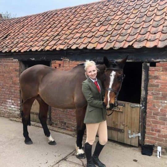 Veteran Horse Society sporting keyworker members