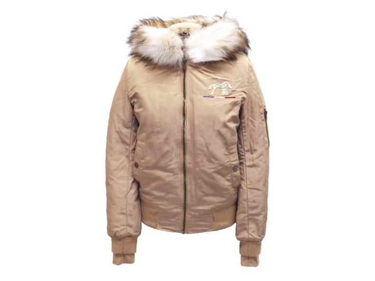 Penelope Lyon bomber jacket