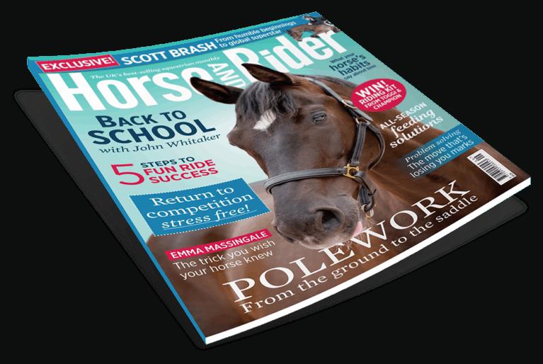 Horse&Rider magazine September 2020