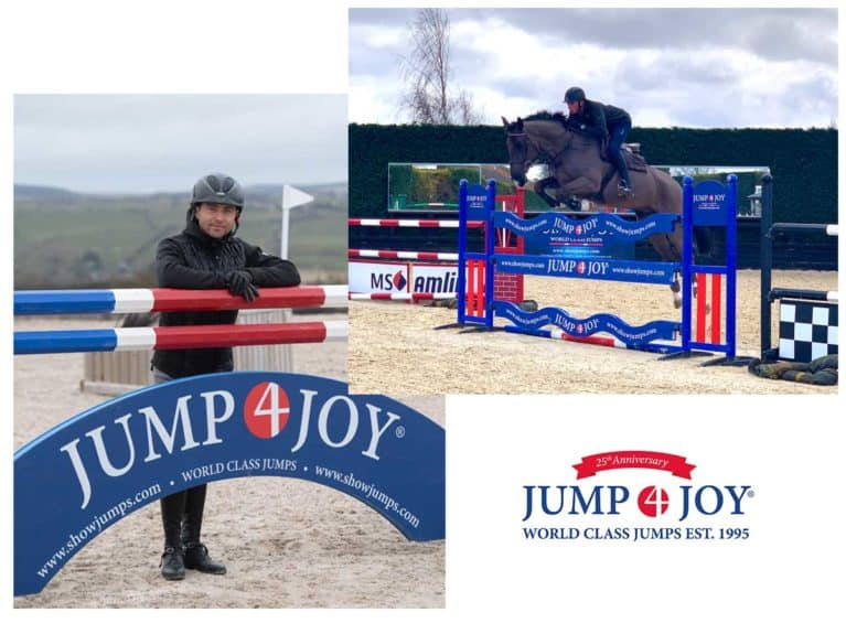 Jump 4 Joy top rider lesson competition