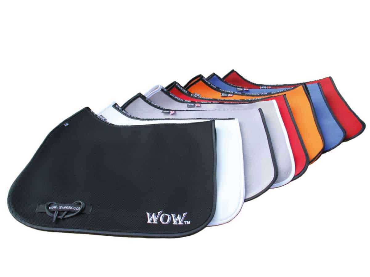 Wow Saddles Supercool saddlecloth