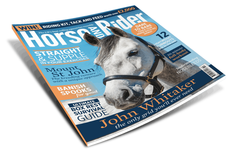 Horse&Rider Magazine October 2020
