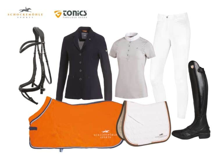 how day bundle for you and your horse from SchockemÖhle sports and Tonics