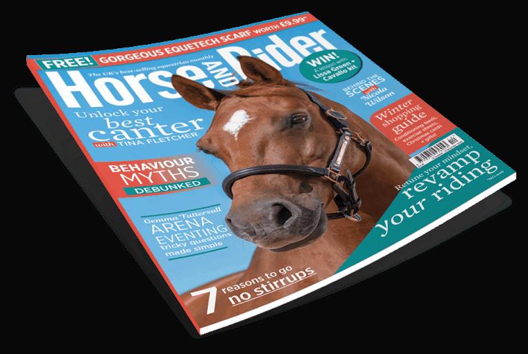 Horse&Rider Magazine December 2020