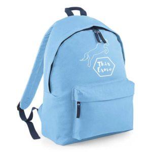 Blue This Esme backpack