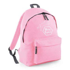 Pink This Esme backpack