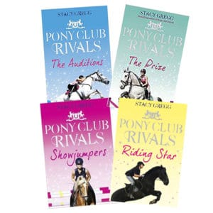 Pony Club Rivals - Stacy Gregg Book series