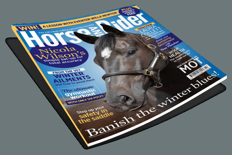 Horse&Rider Magazine - February 2021