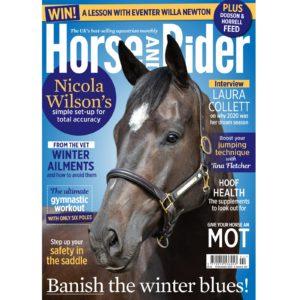 Horse&Rider magazine February 2021