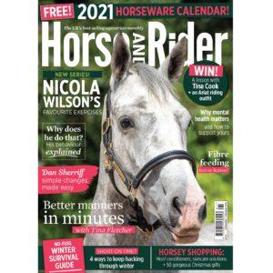 January 2021 Horse&Rider Magazine