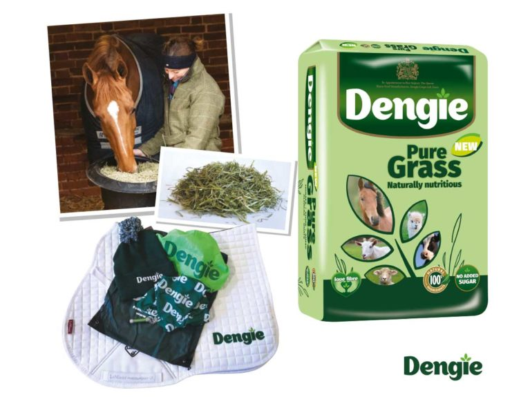 Dengie Pure Grass competition