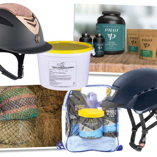 March Horse&Rider prize giveaway
