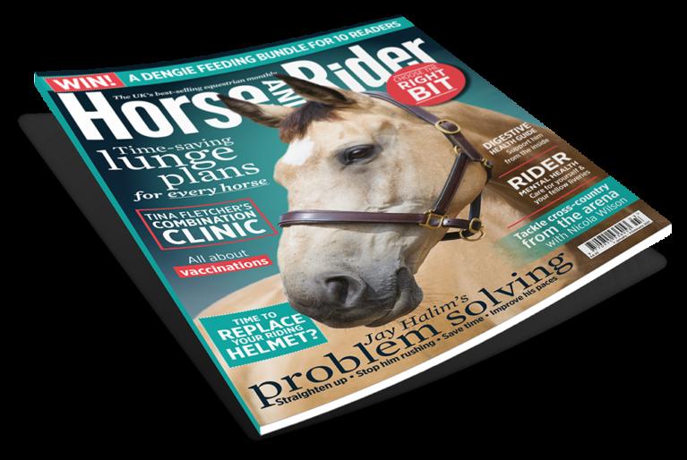 Horse&Rider March magazine