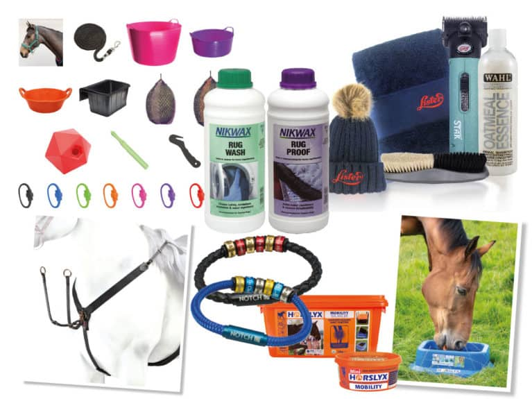 Horse&Rider Spring21 prize giveaway