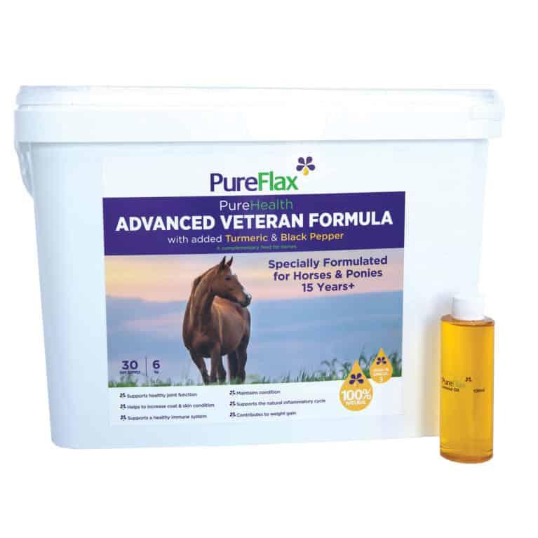 Pureflax Advanced Veteran Formula