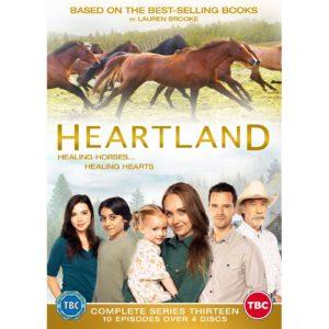Heartland DVD box set series 13
