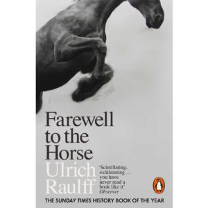 Farewell to the horse by Ulrich Rauff