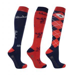 Thelwell riding socks