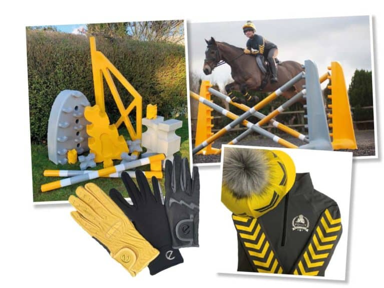 Mega bundle competition from Polyjumps, Foxy Equestrian and Glove
