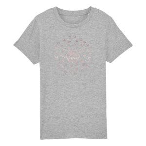 This Esme Ditsy Horseshoes t-shirt