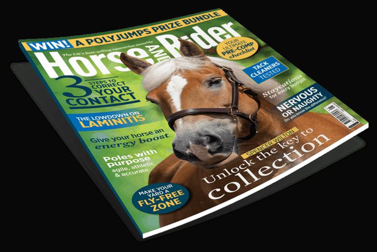 May Horse&Rider Magazine