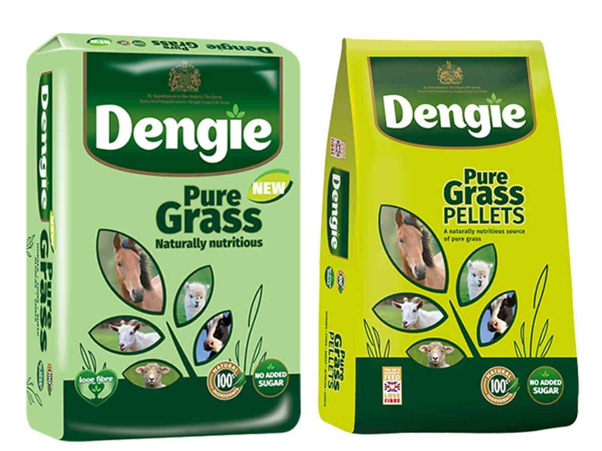 Dengie Pure Grass collection