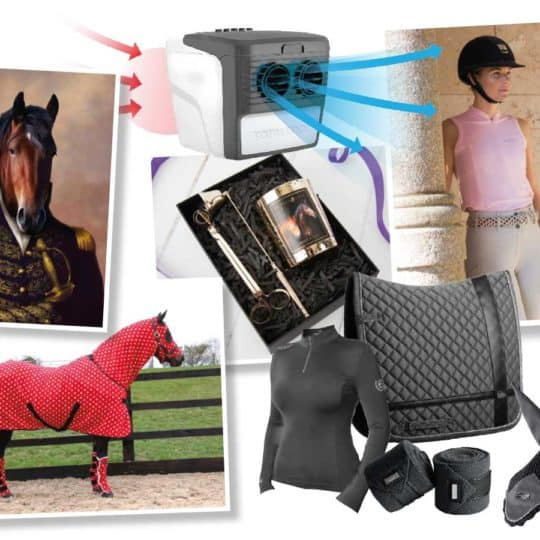 Horse&Rider July 21 prize giveaway