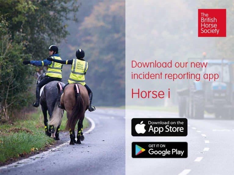 BHS Horse i app
